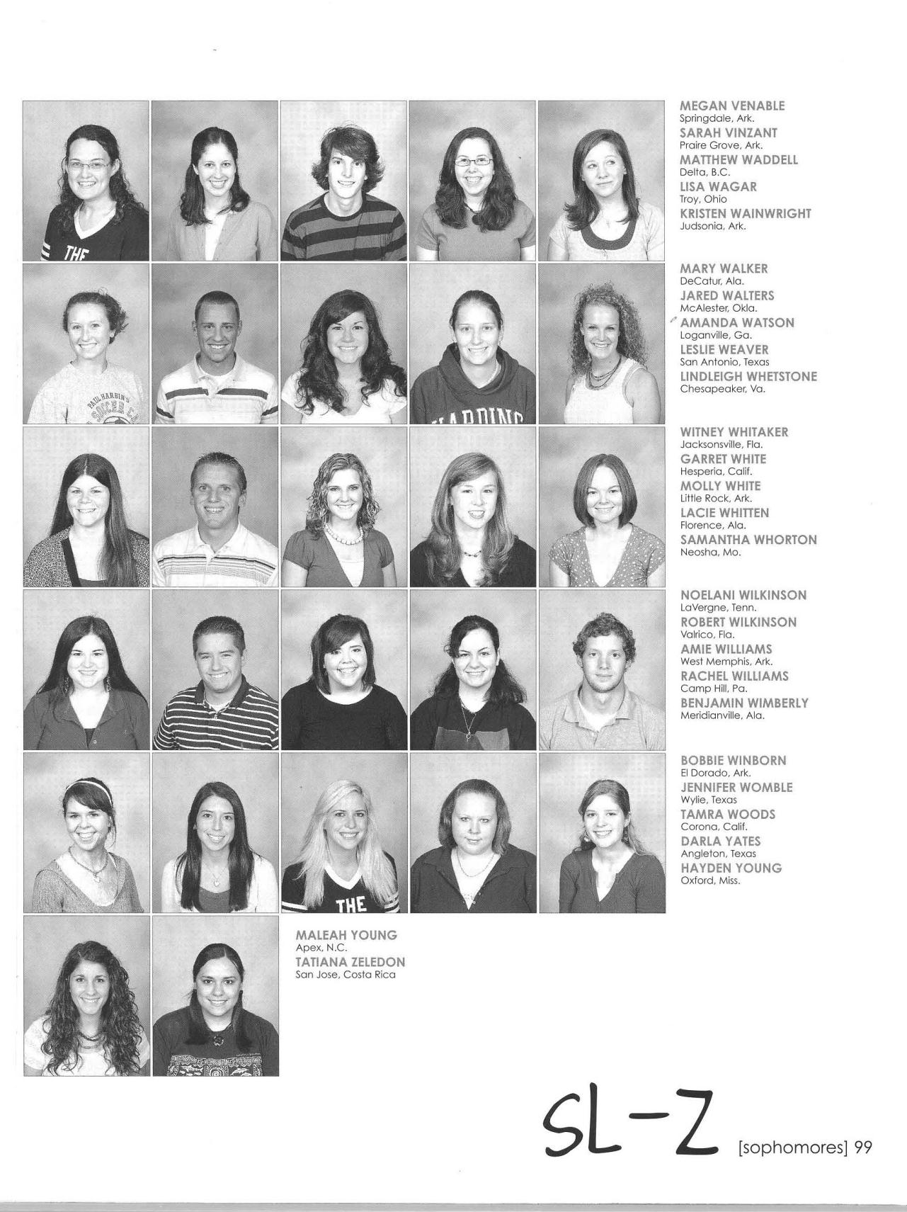 Page 103 2008yearbook